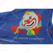 Fabric Mesh Banner with High Quality Dye Sublimation Printing